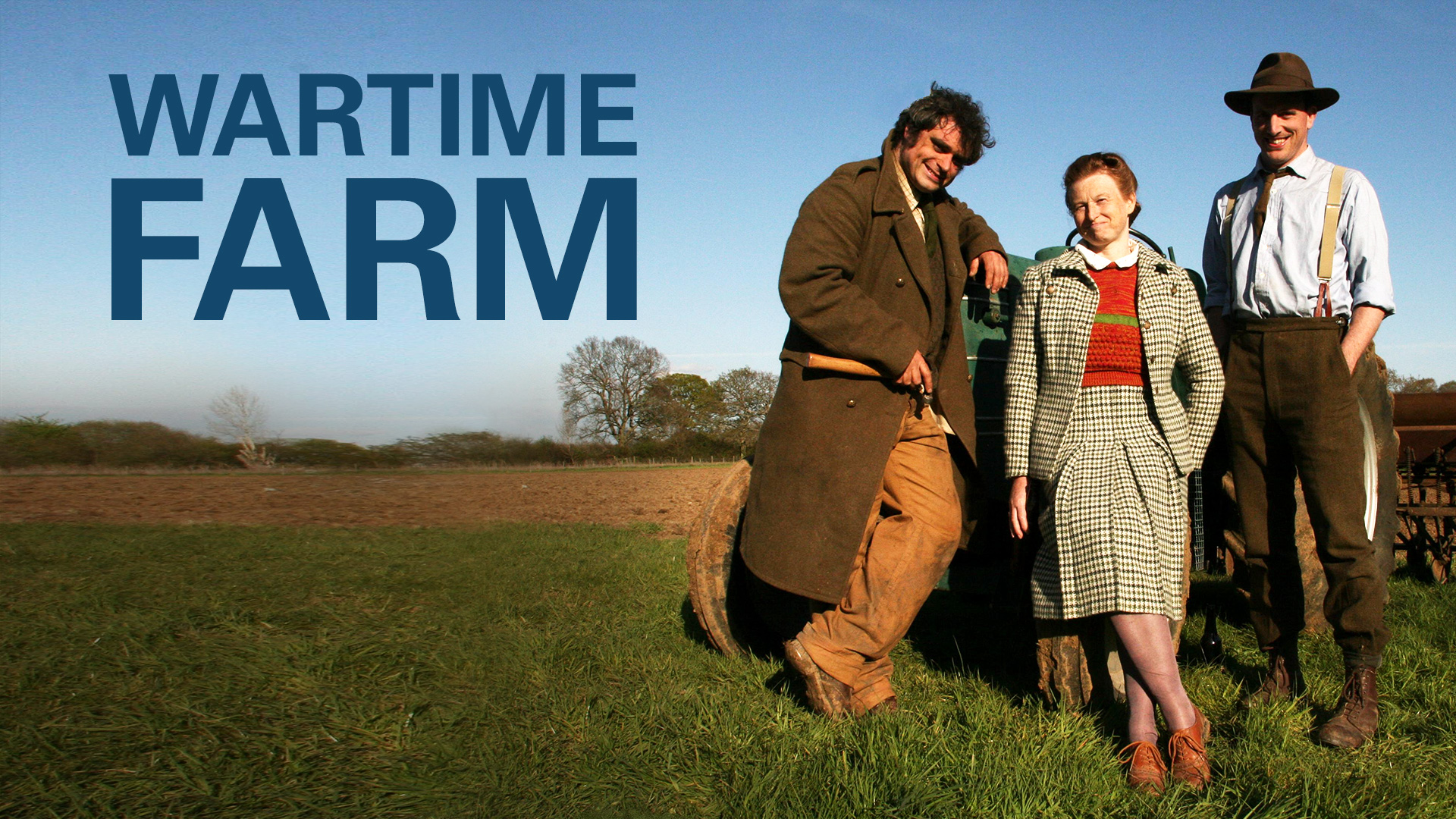 Wartime Farm - Series 1