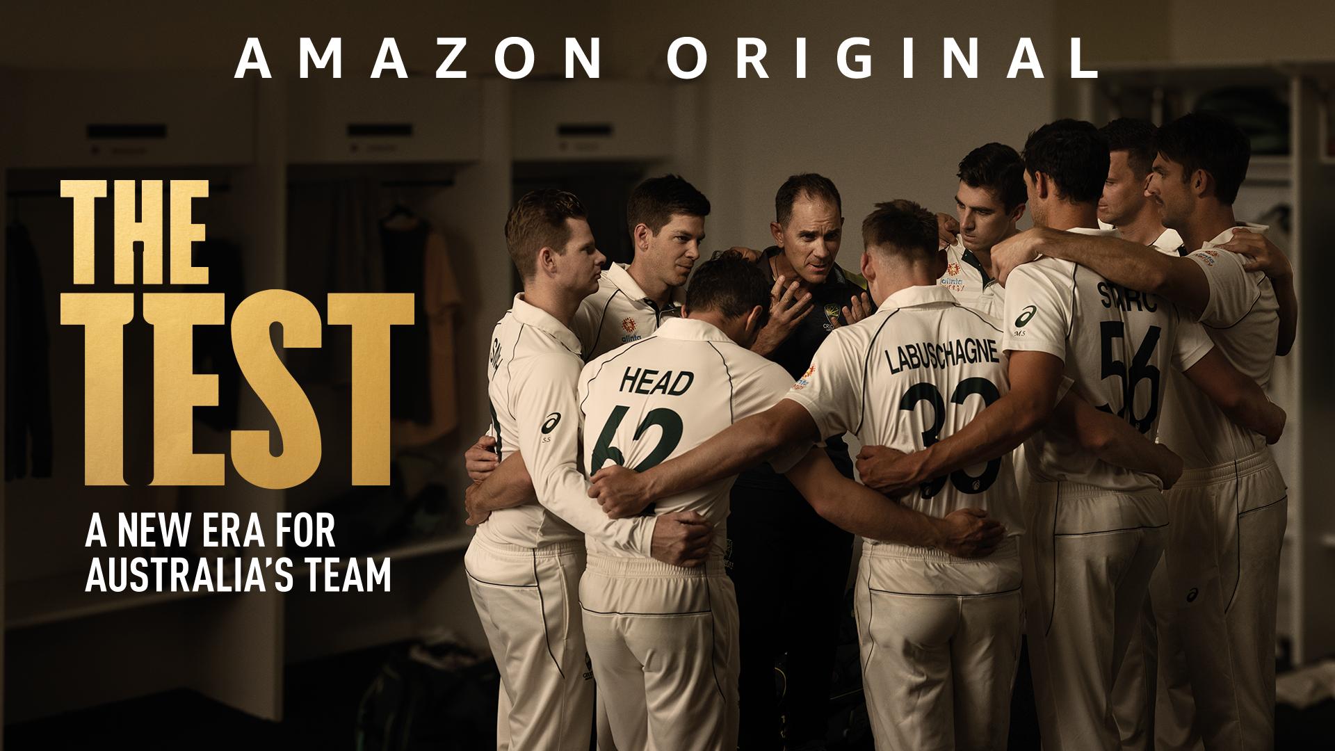 The Test: A New Era For Australia's Team - Series 1