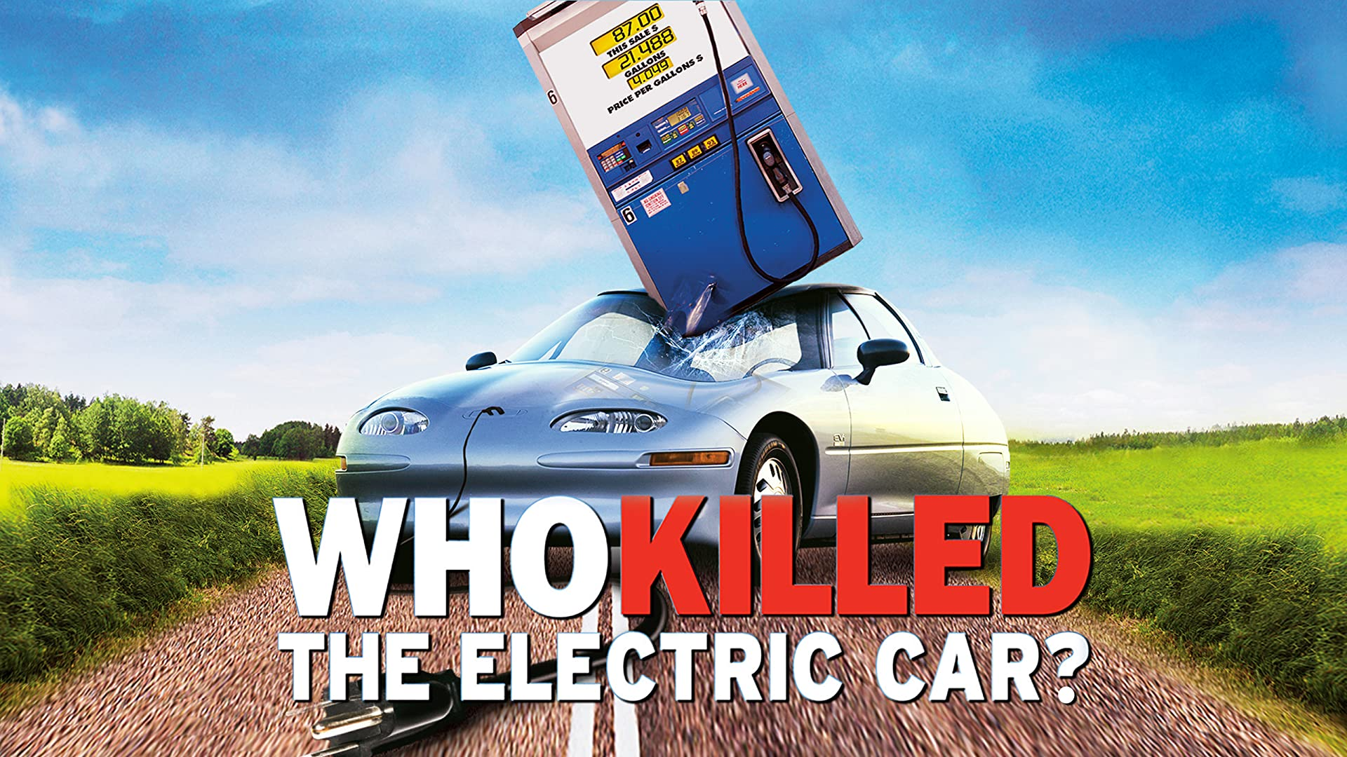 Who Killed the Electric Car