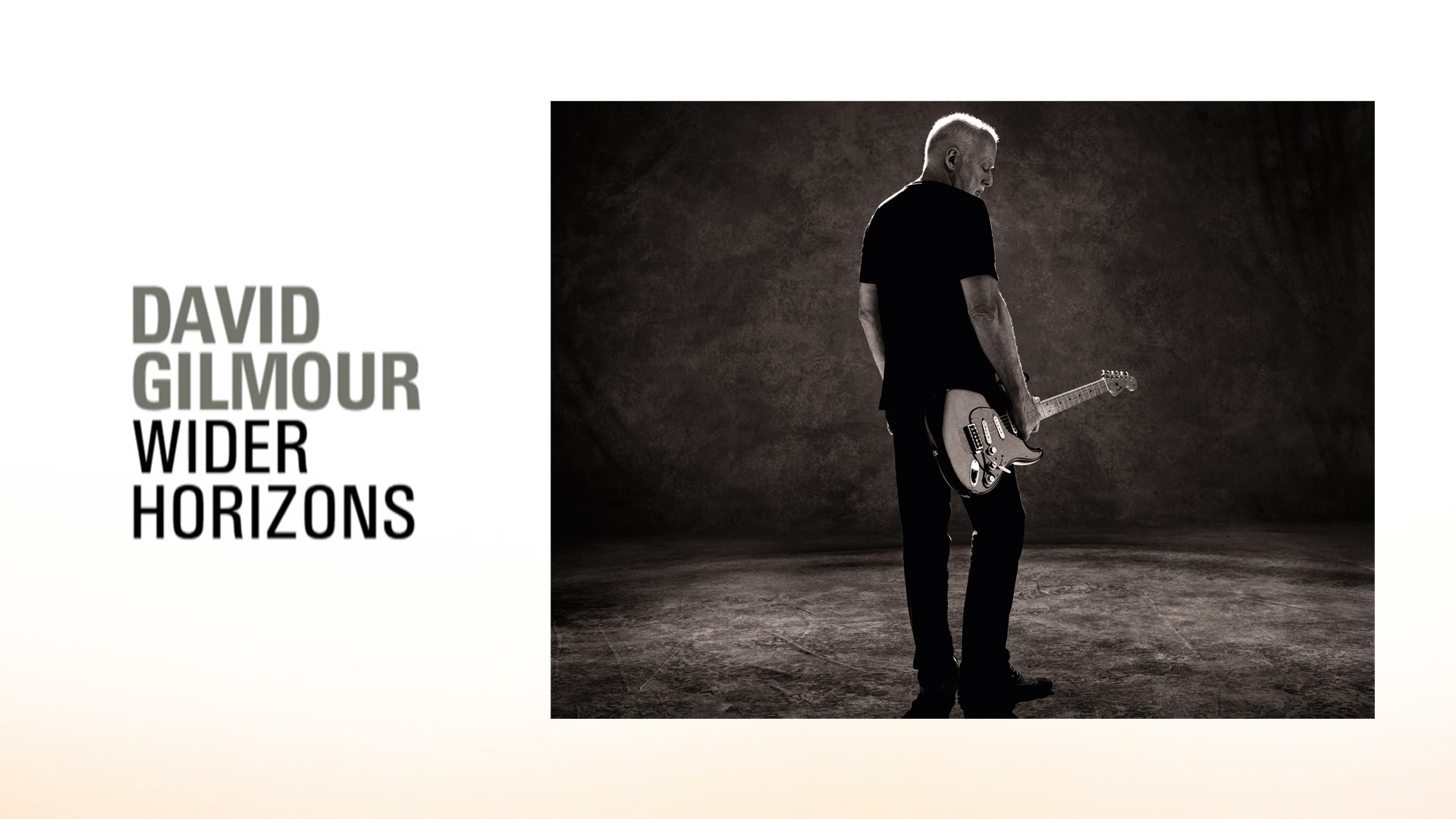 David Gilmour - Wider Horizons