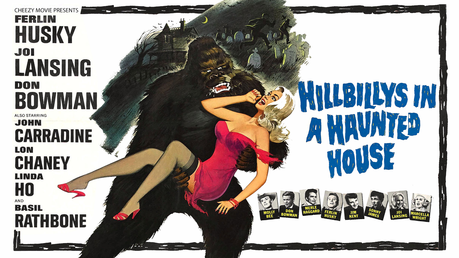 Hillbilly's In A Haunted House