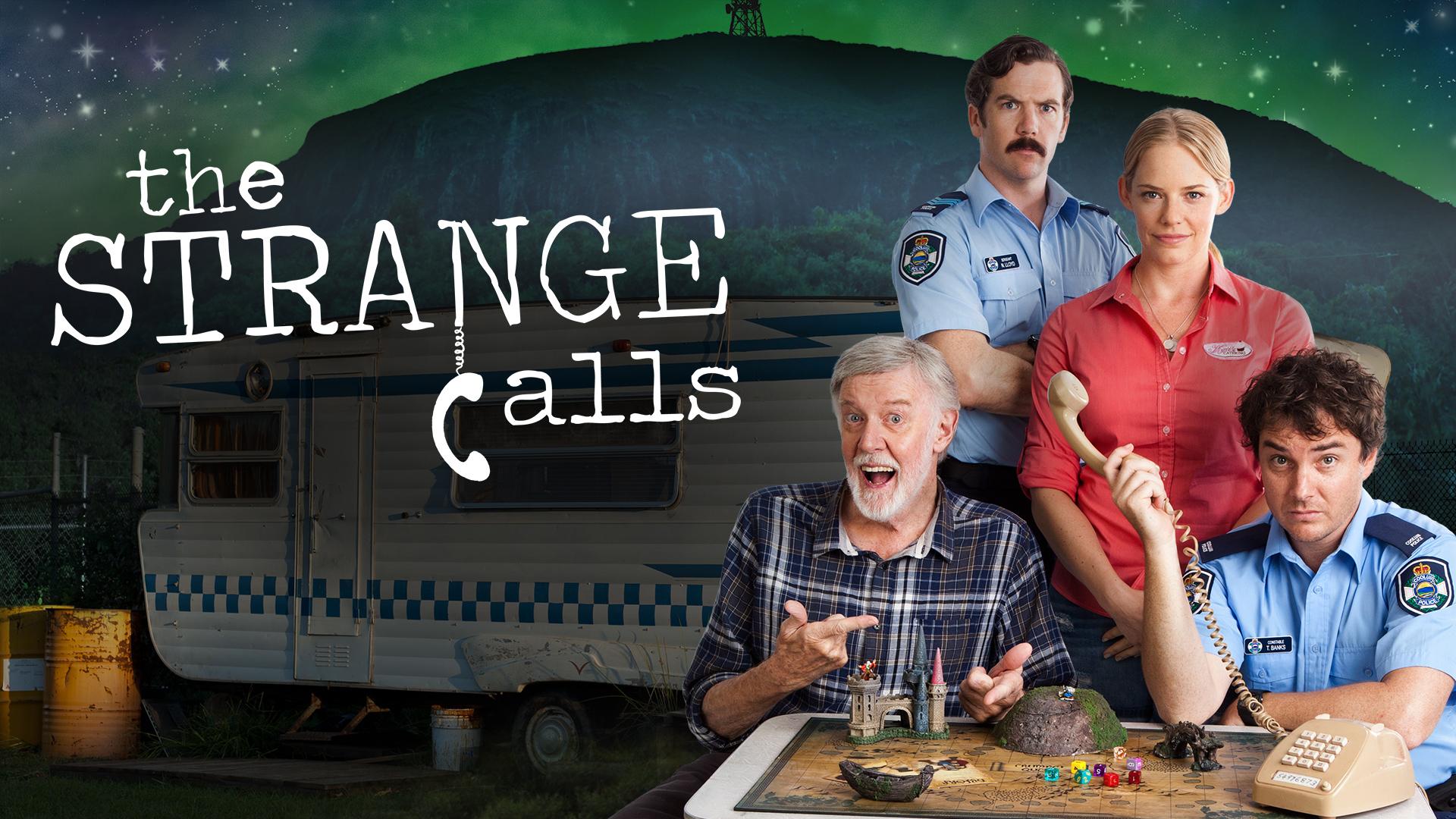 The Strange Calls - Series 1