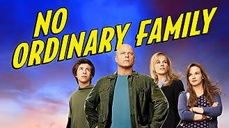 No Ordinary Family Season 1