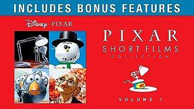 Pixar Short Films Collection, Vol. 1 (Plus Bonus Content)