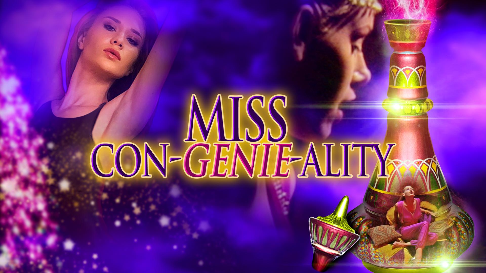 Miss Con-Genie-Ality