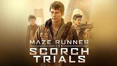 Maze Runner: The Scorch Trials (4K UHD)