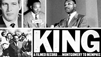 King: A Filmed Record - Montgomery to Memphis
