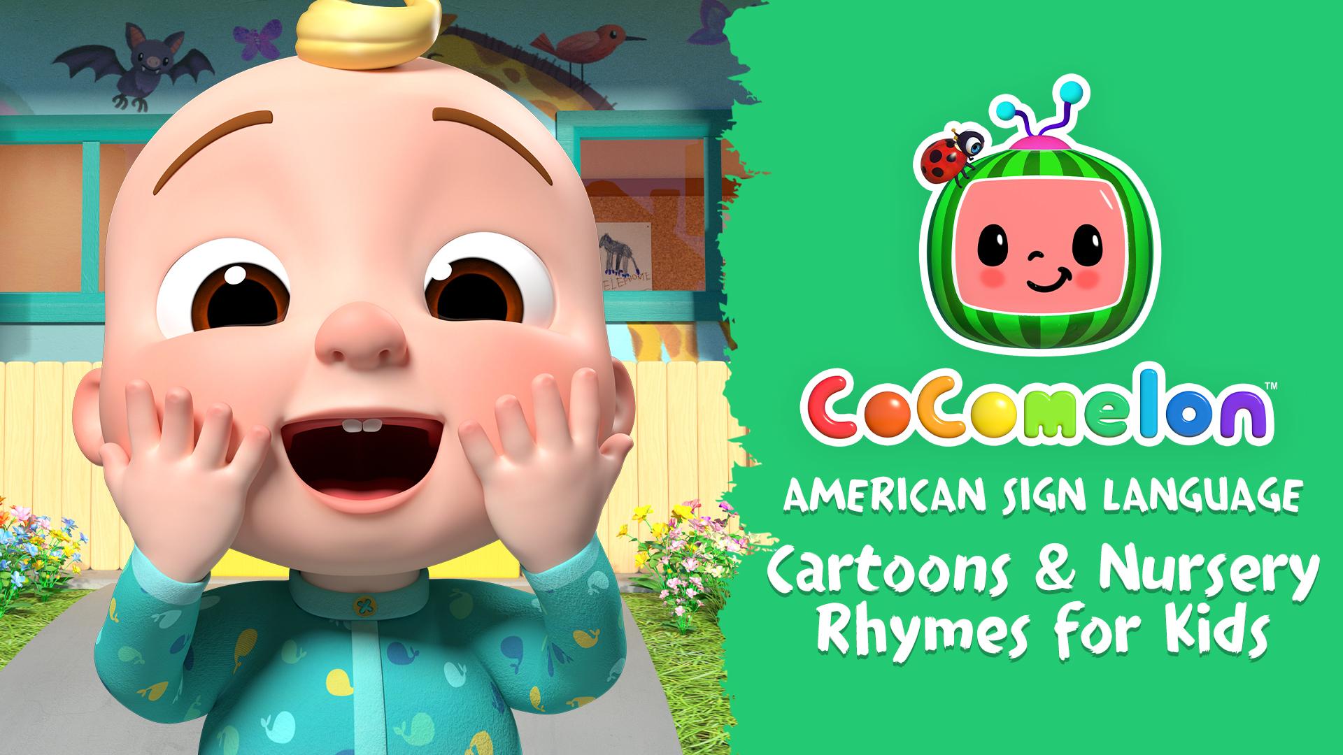 Cocomelon American Sign Language - Cartoons for Kids - Season 3