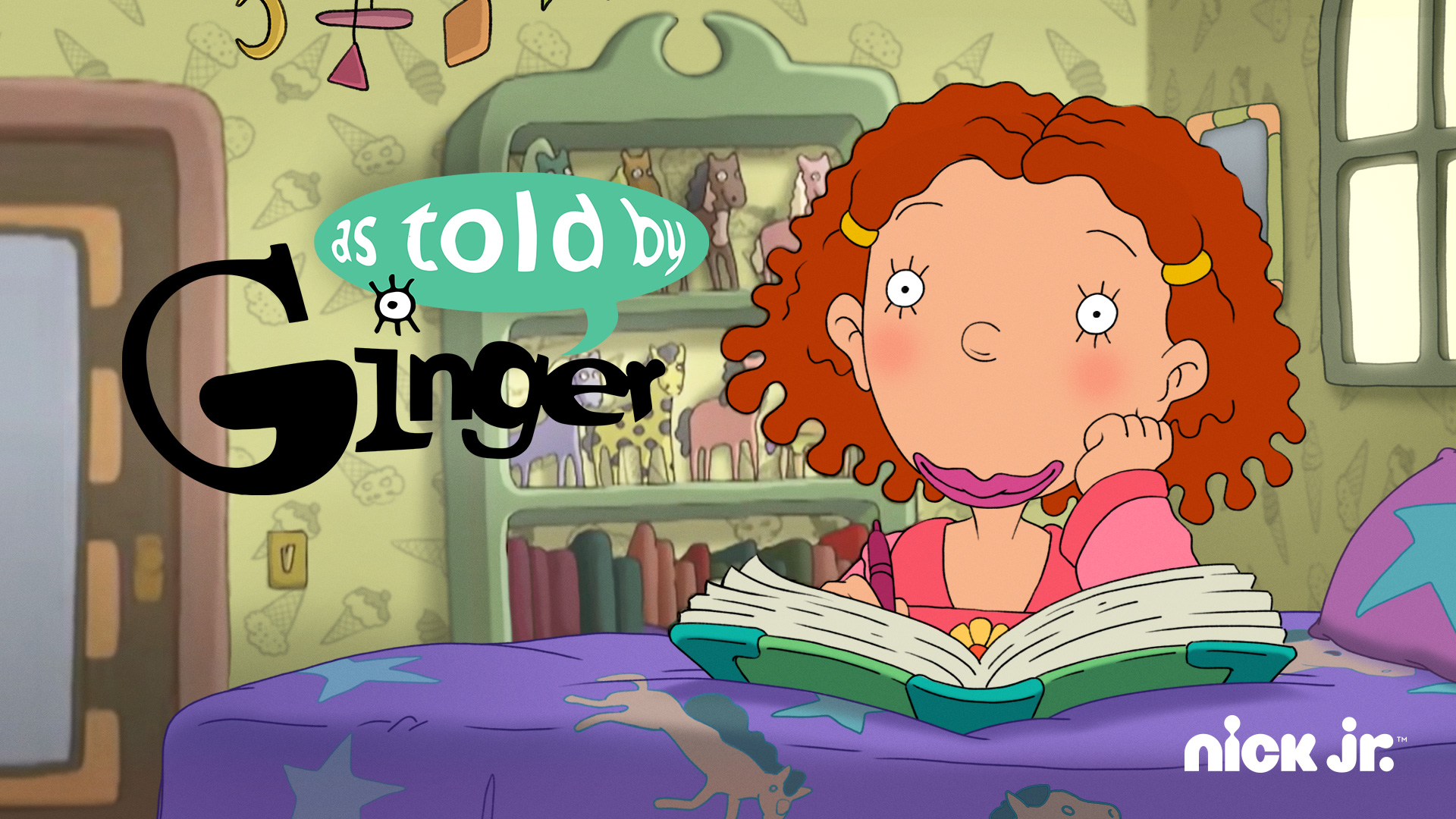 As Told By Ginger Season 1
