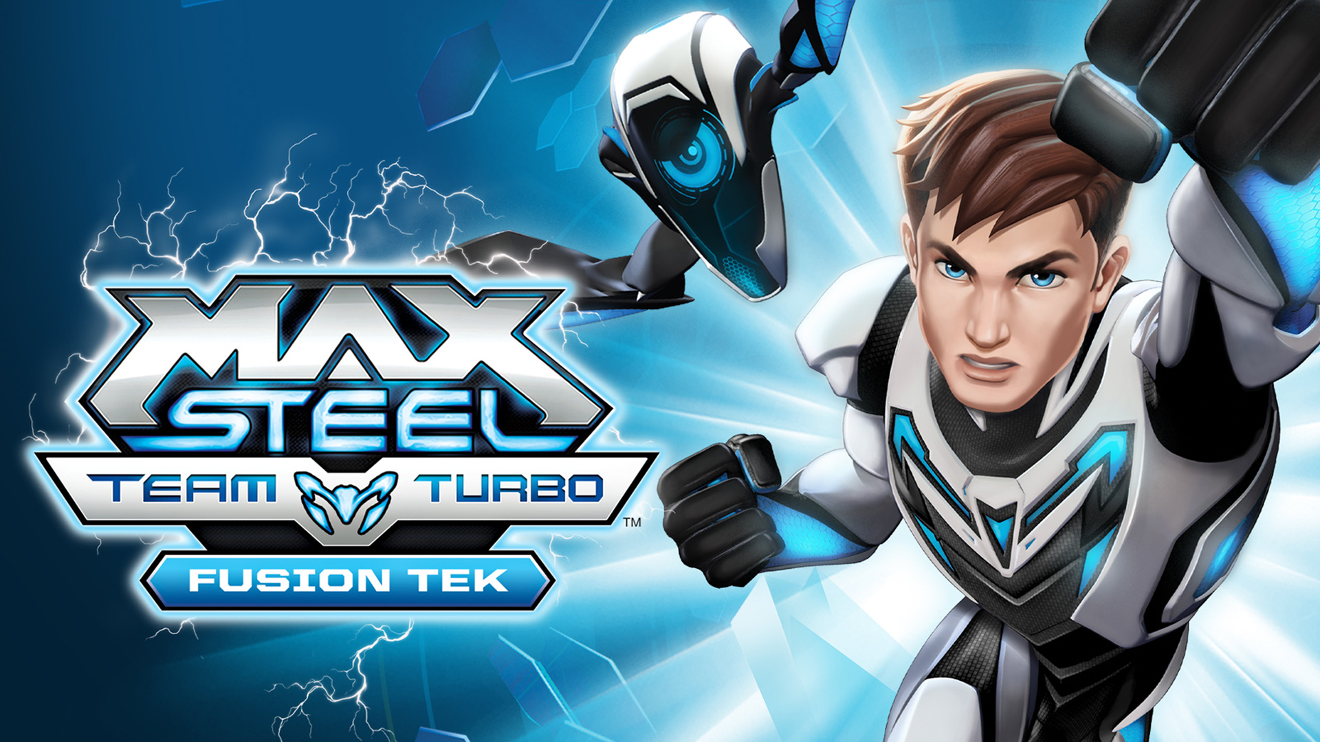 Max Steel Fusion Tek