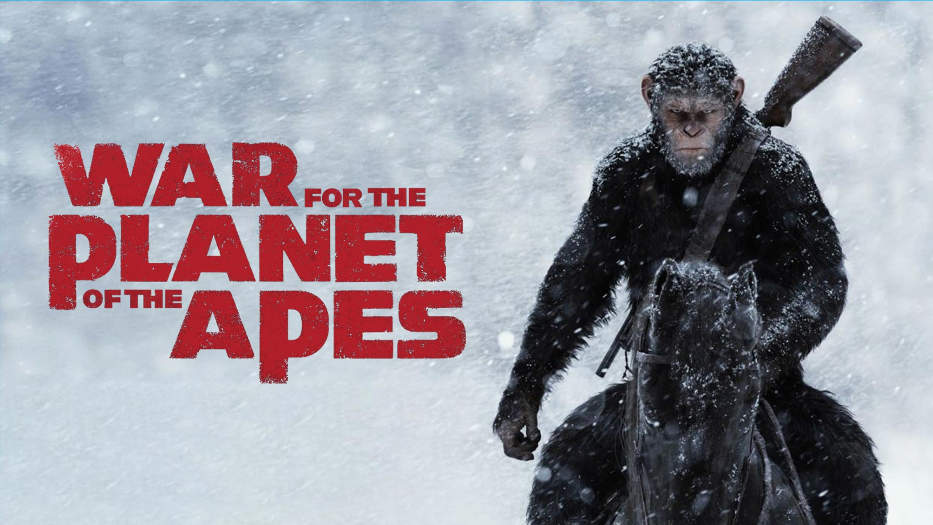 War for the Planet of the Apes (4K UHD)