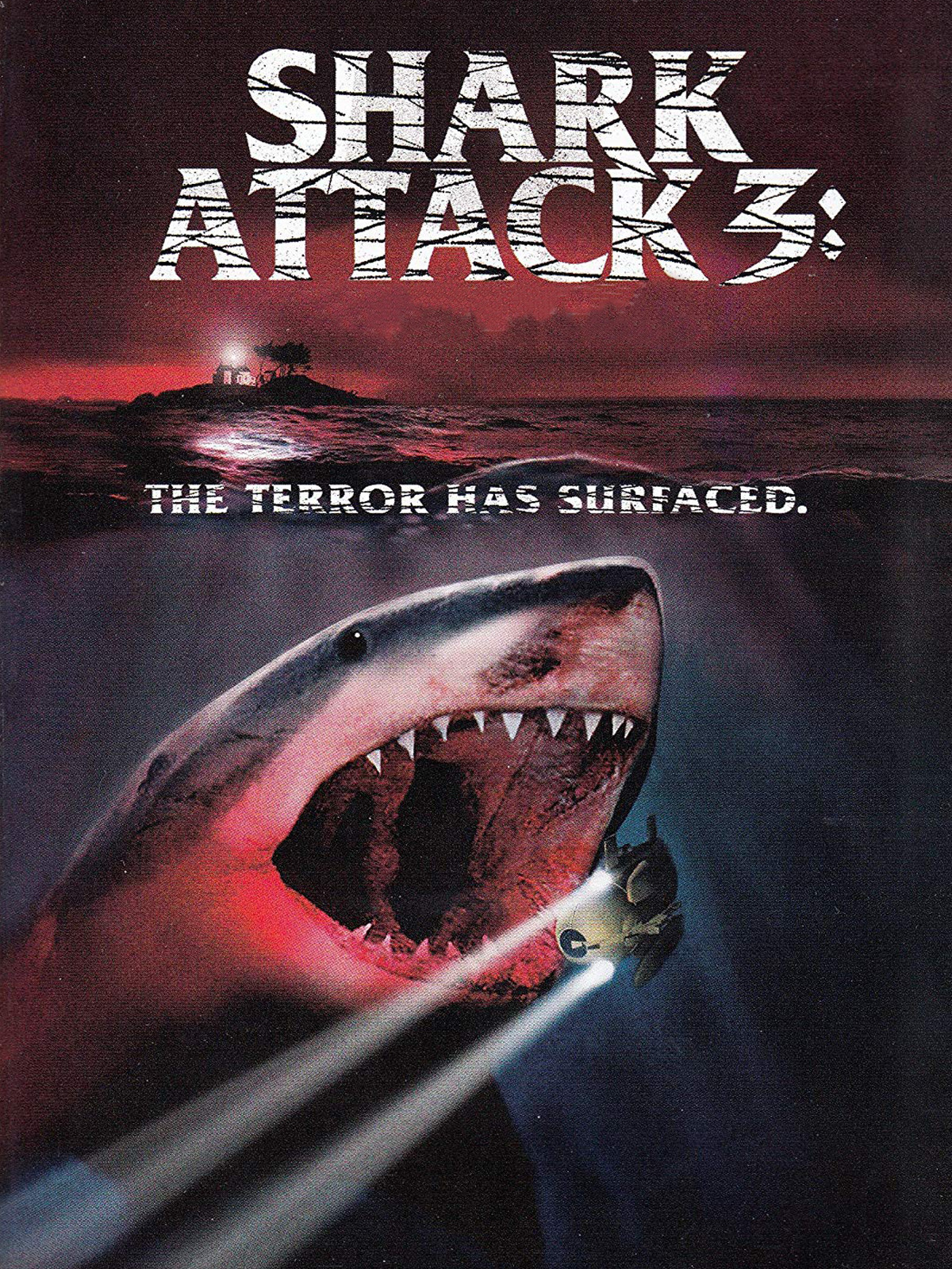 Prime Video Shark Attack 3 Emergenza Squali