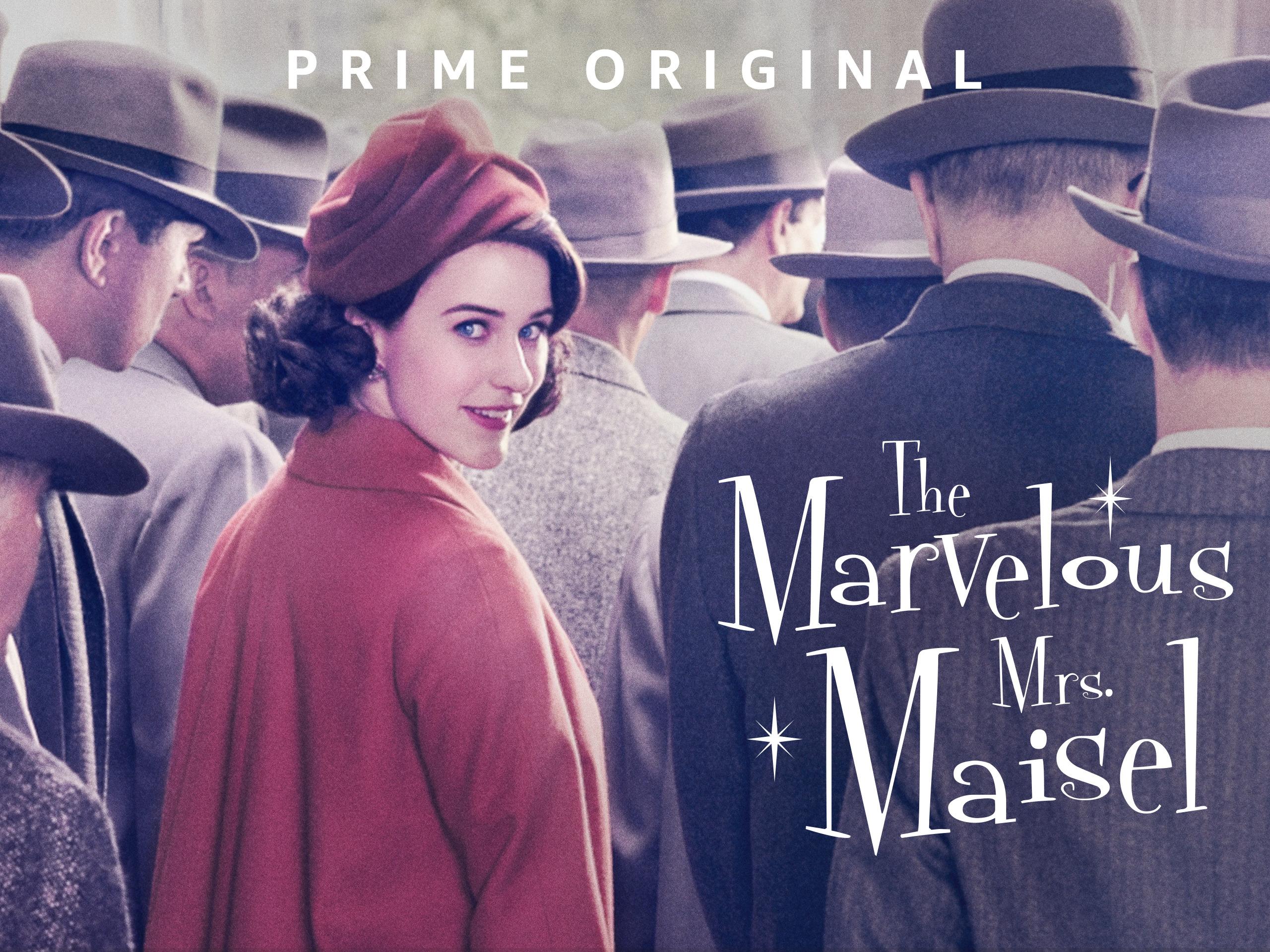 Prime Video La Maravillosa Sra Maisel Temporada 1