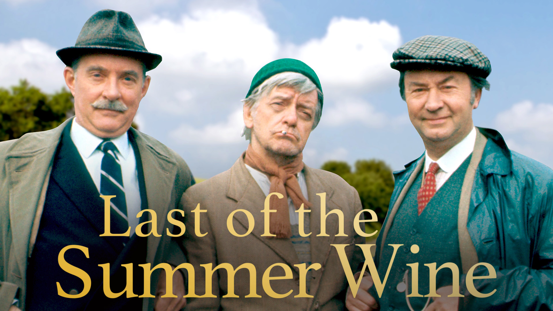 Last of the Summer Wine, Season 1