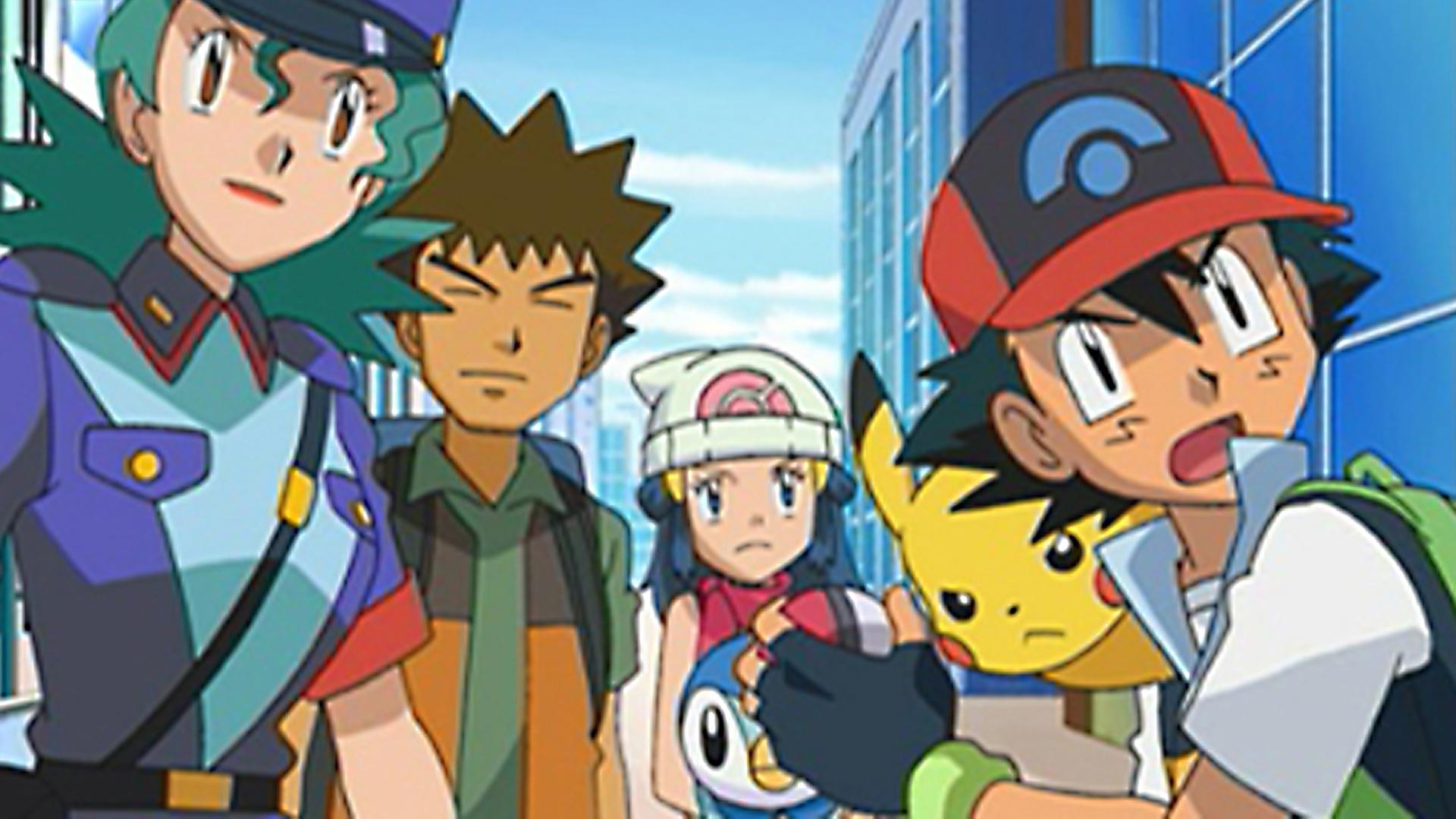 Pokémon the Series: Diamond and Pearl - Season 1301