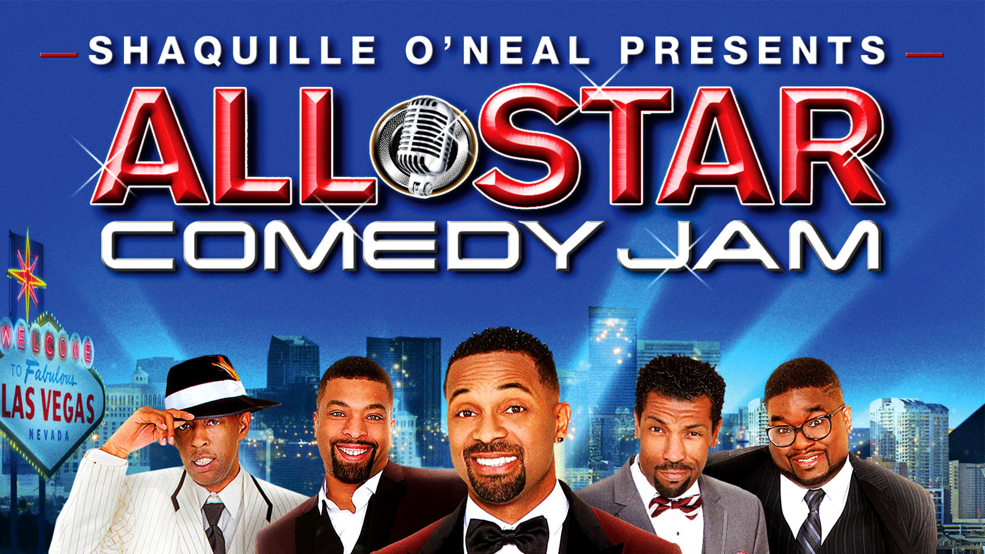 Shaquille O'Neal Presents: All Star Comedy Jam - Live From Las Vegas