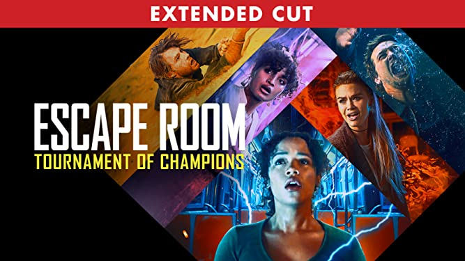 Escape Room: Tournament of Champions (Extended Cut) [Ultra HD]
