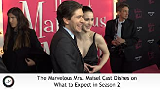 The Marvelous Mrs. Maisel Cast Dishes on What to Expect in Season 2