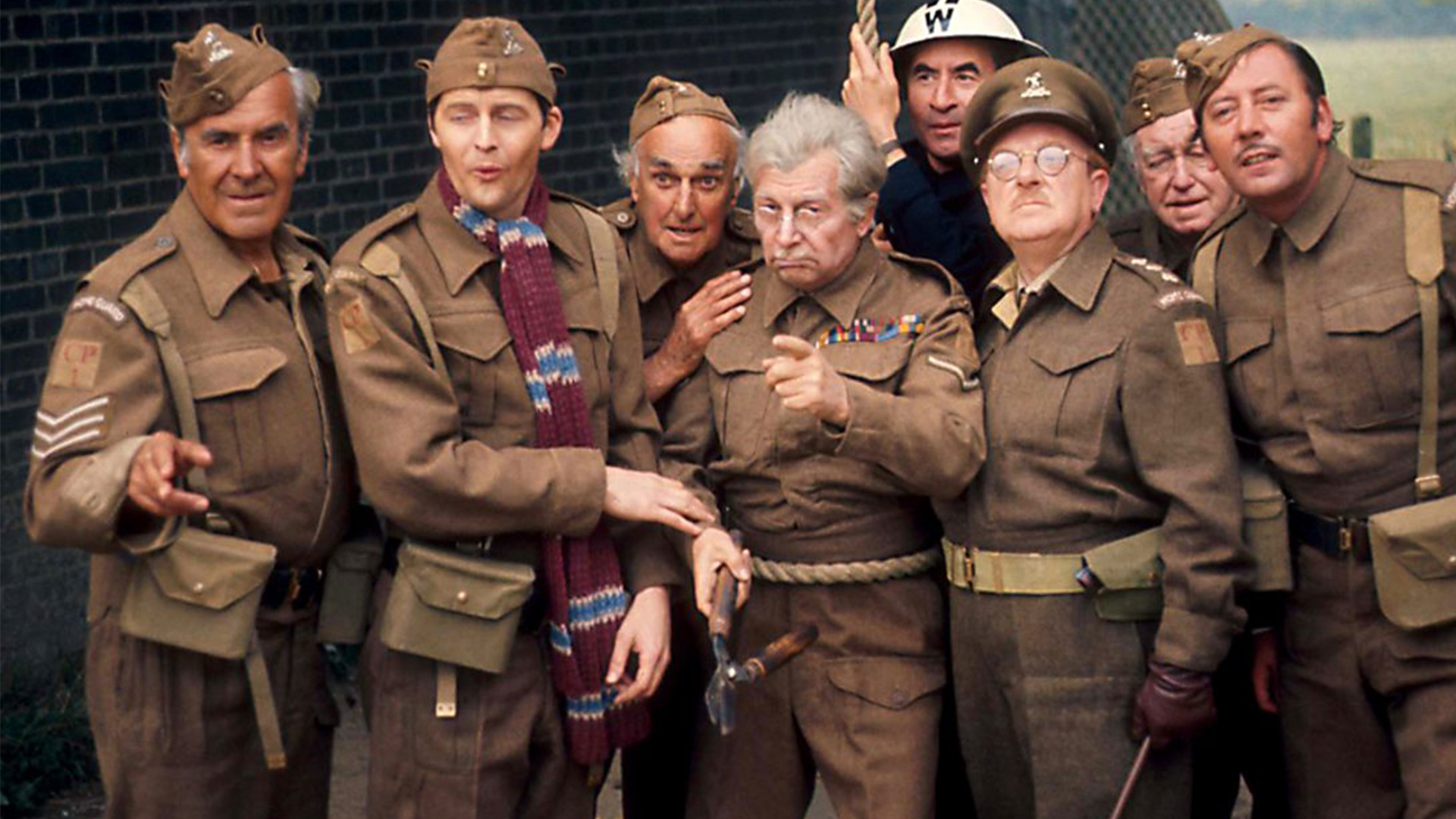Dad's Army on Amazon Prime Video UK