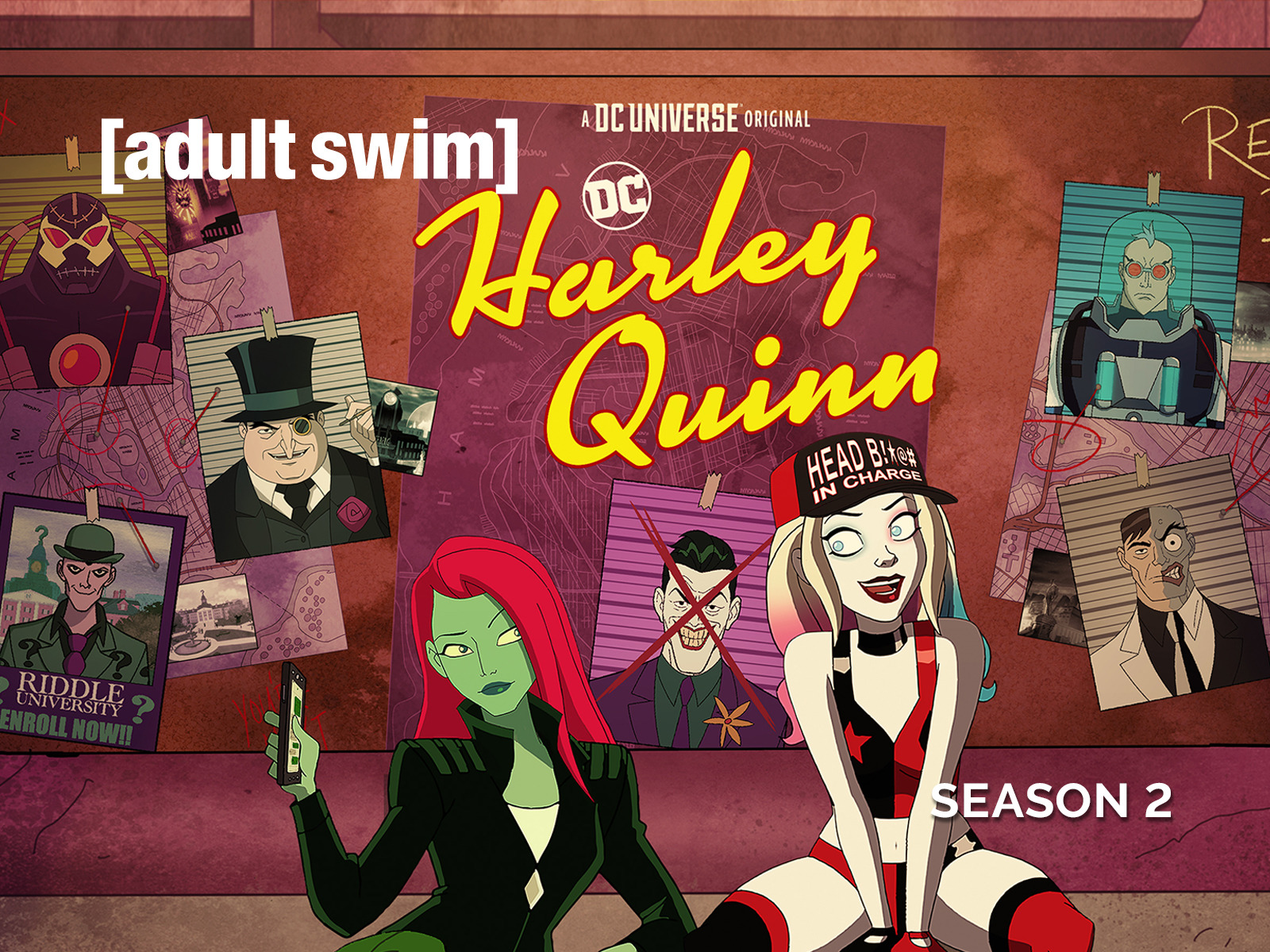Prime Video: Harley Quinn - Season 2