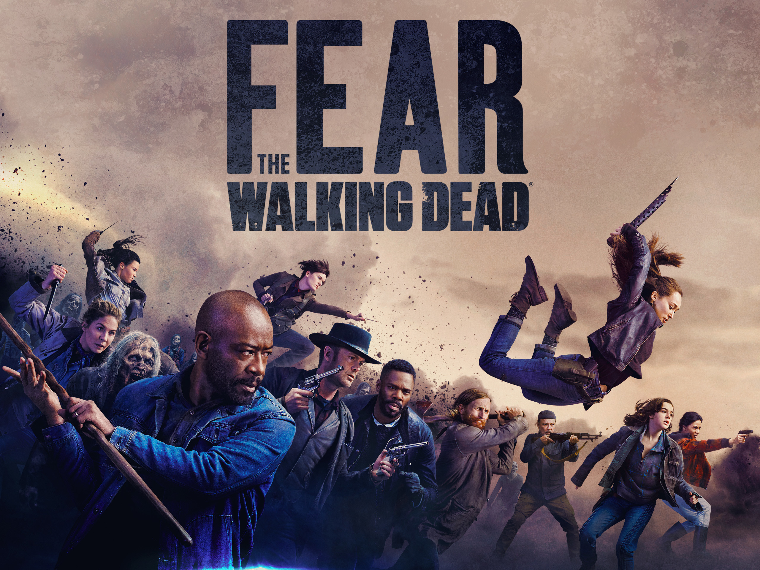 Prime Video Fear The Walking Dead Season 5