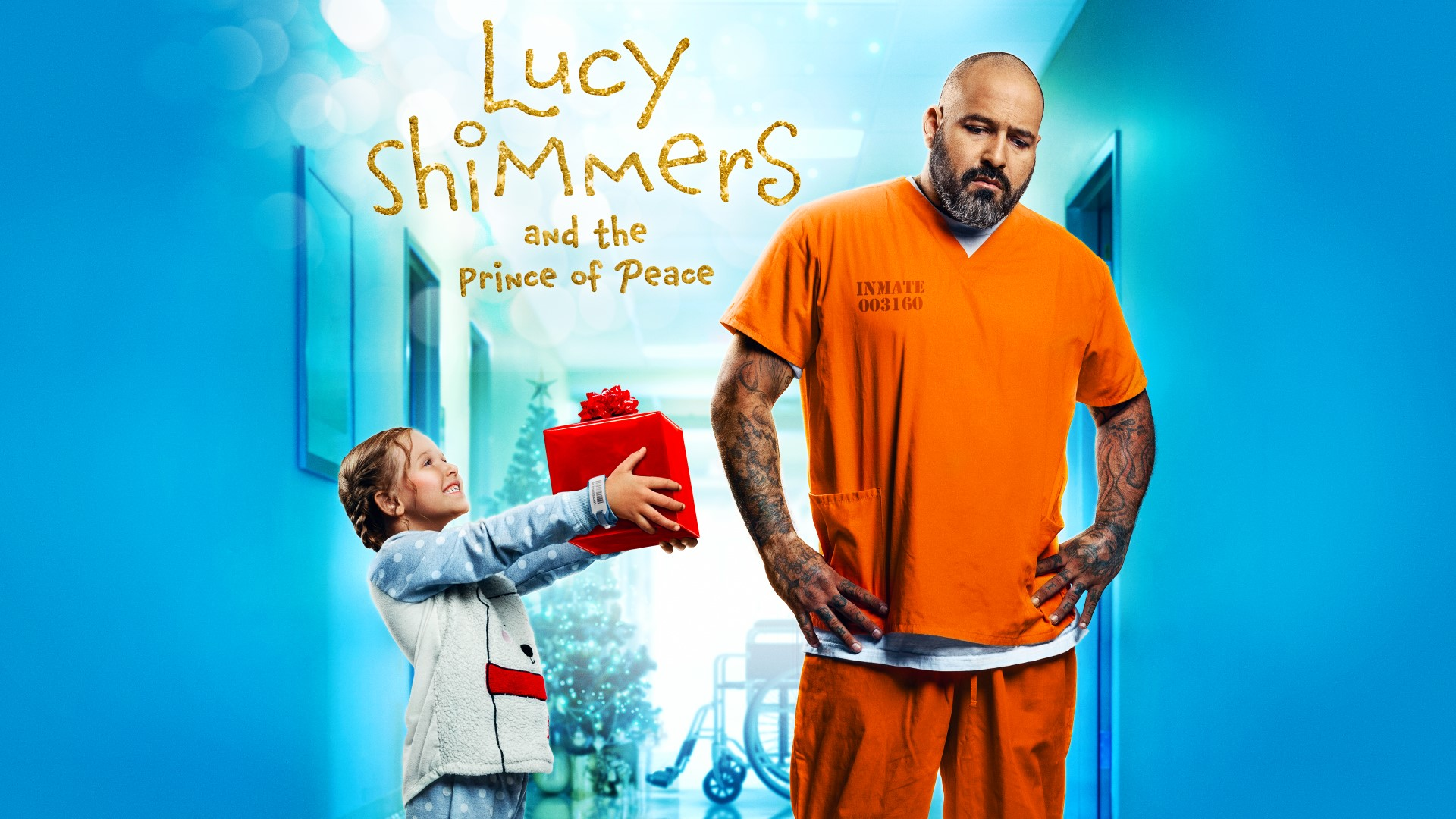 Lucy Shimmers and the Prince of Peace