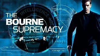 The Bourne Supremacy (4K UHD)