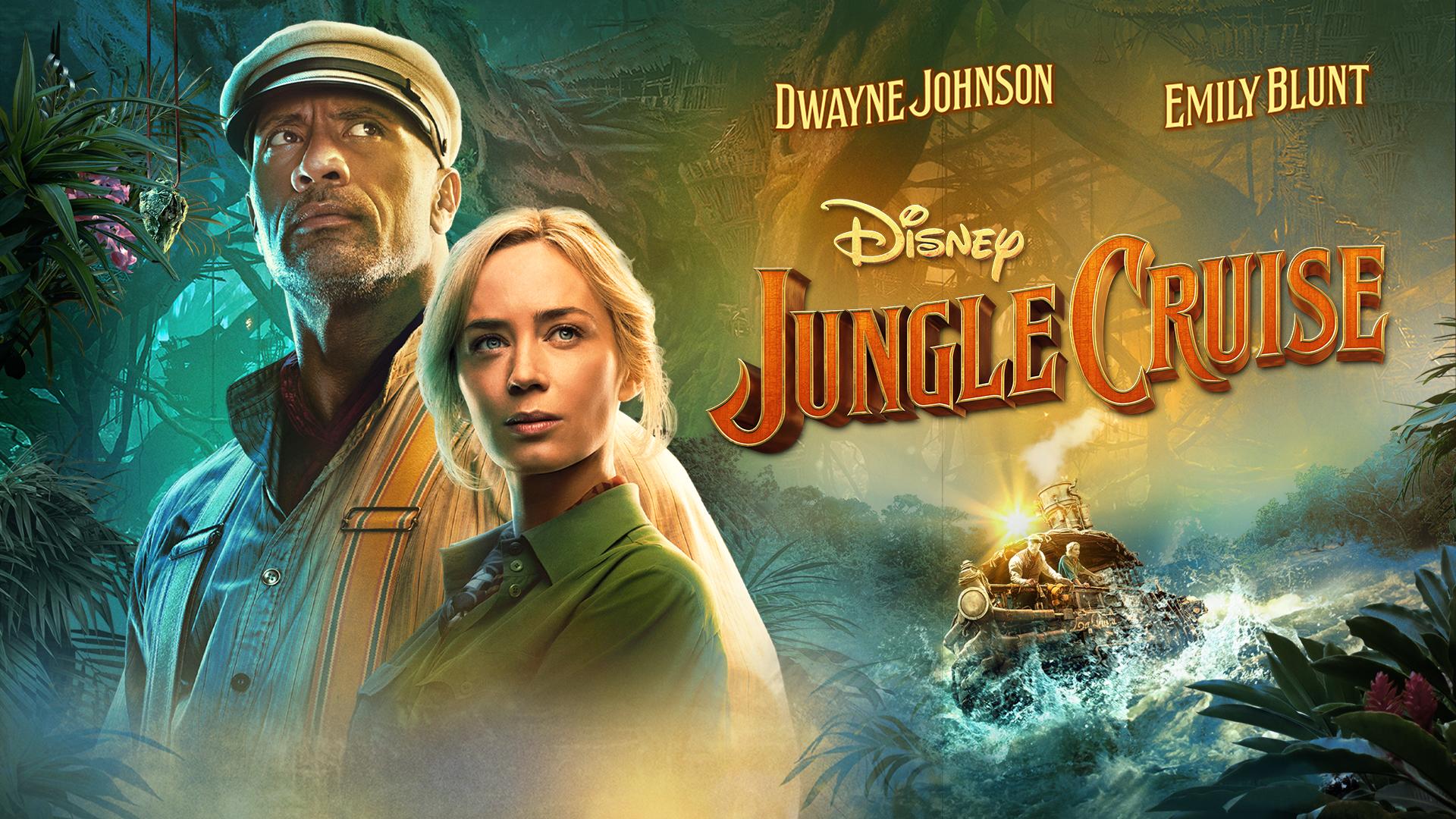 Jungle Cruise (4K UHD)
