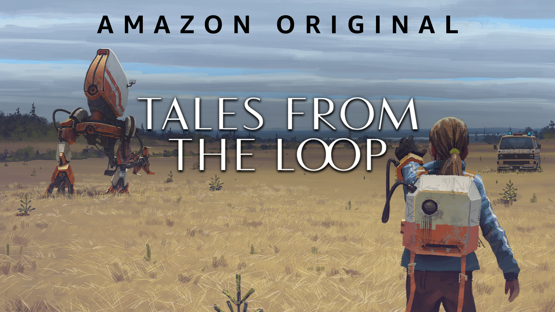 Tales From The Loop - Sæson 1