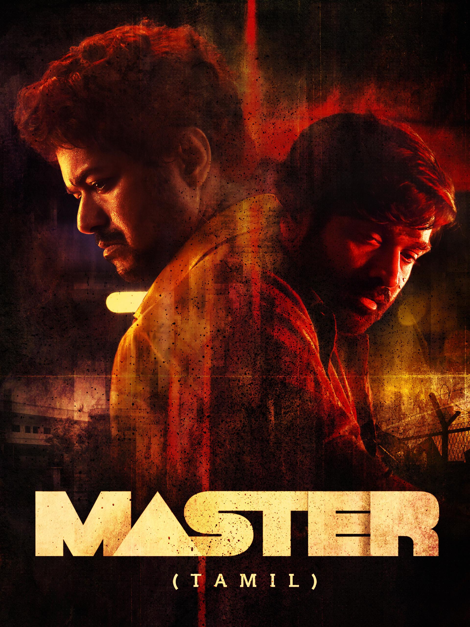 Prime Video: Master (Tamil)