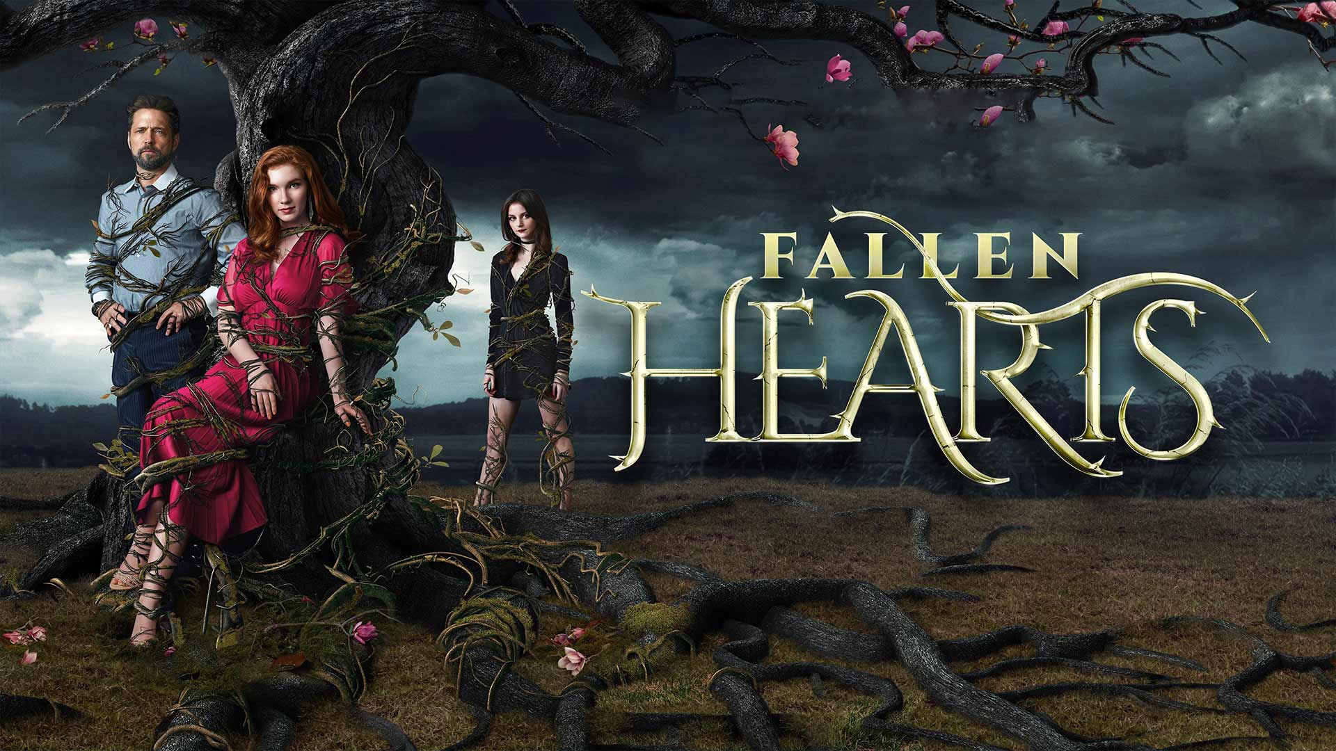 VC Andrews' Fallen Hearts