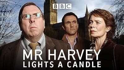 Mr Harvey Lights a Candle