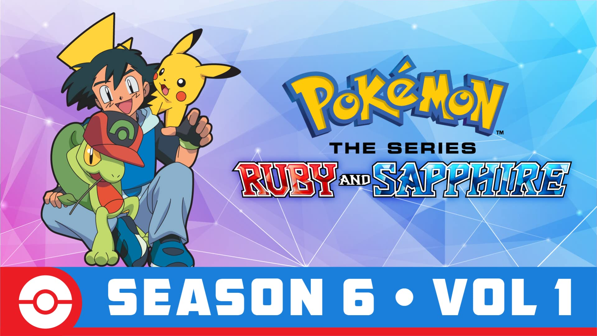 Pokémon the Series: Ruby & Sapphire