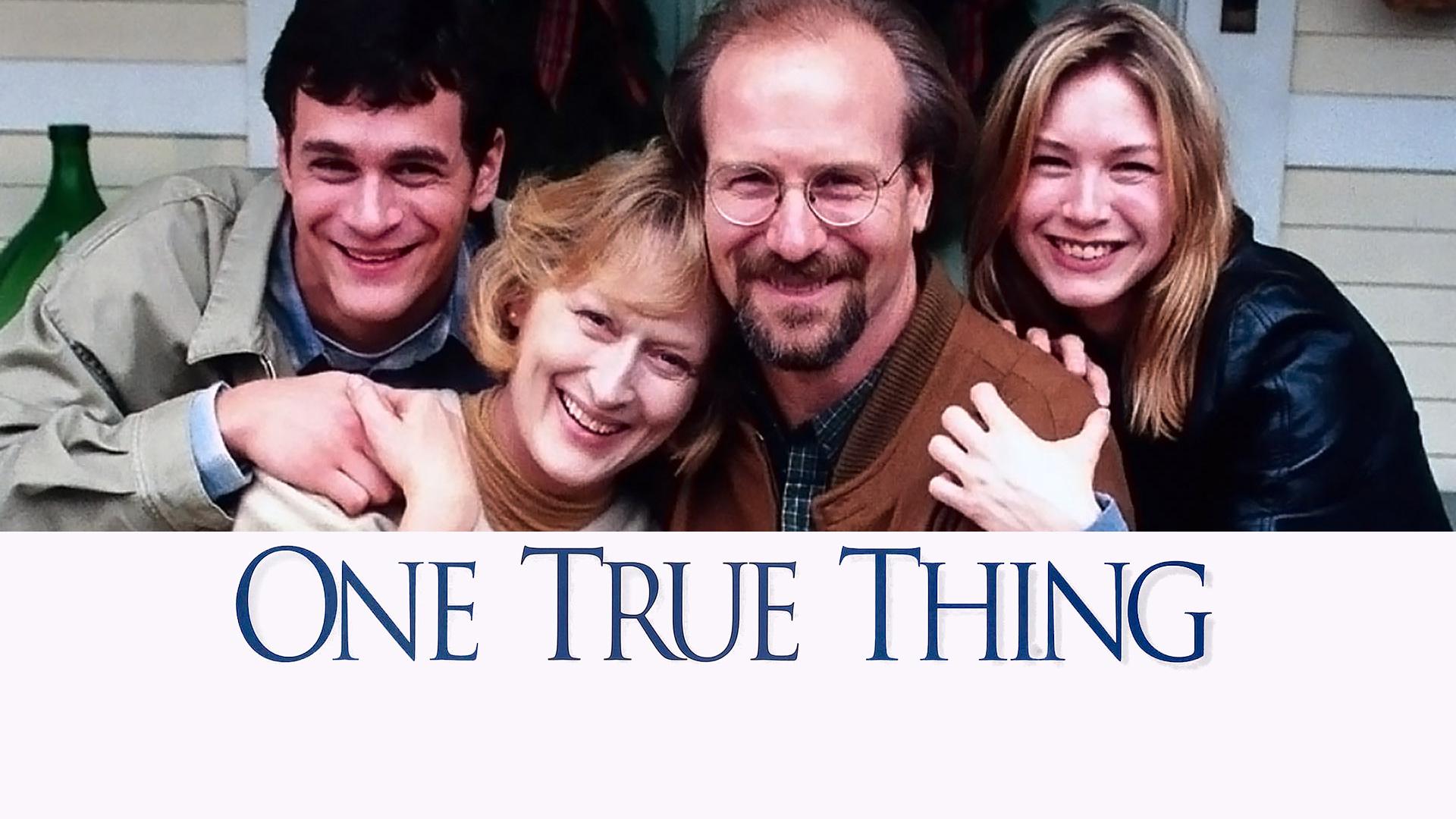 One True Thing