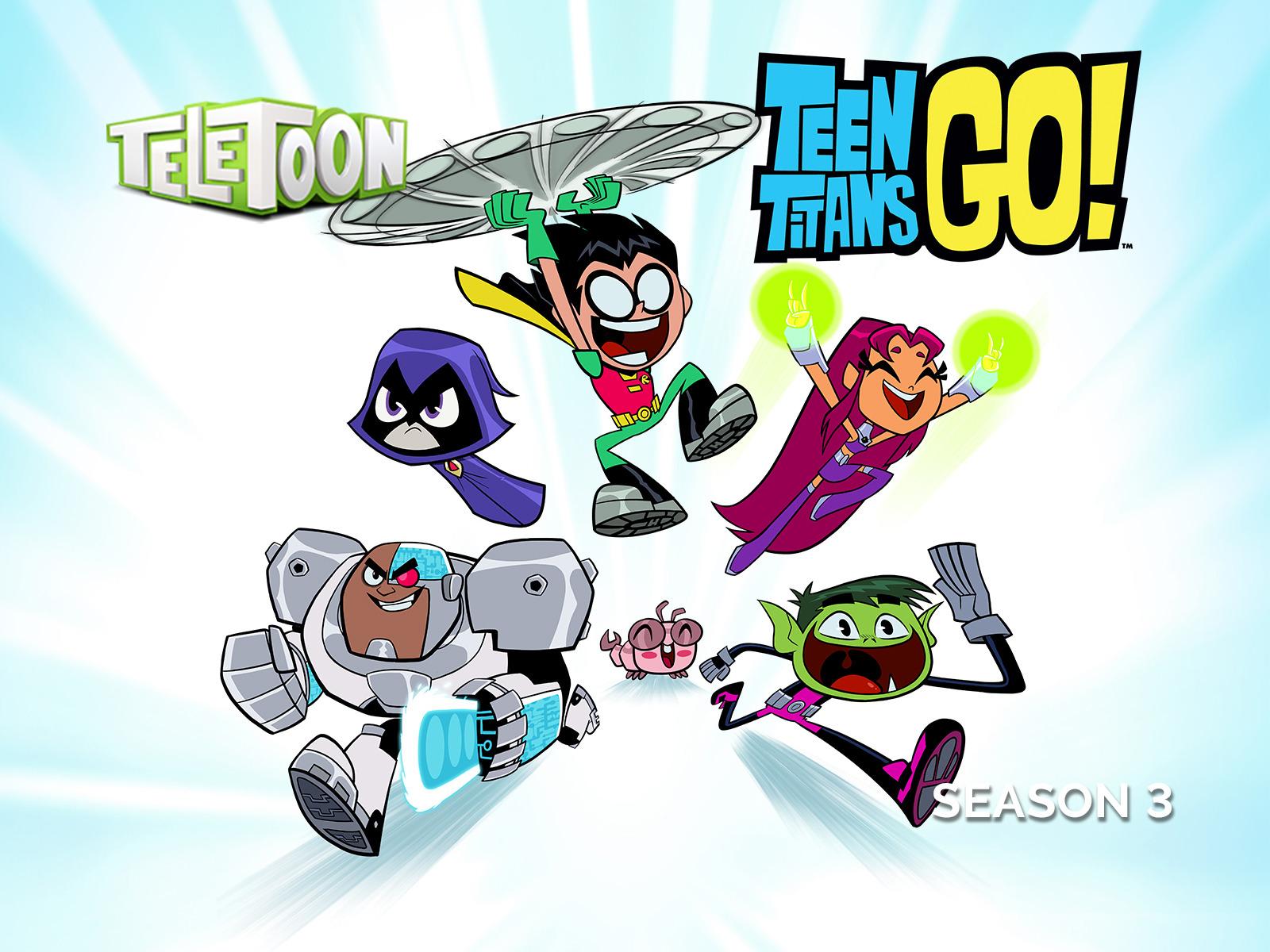 Teen Titans English