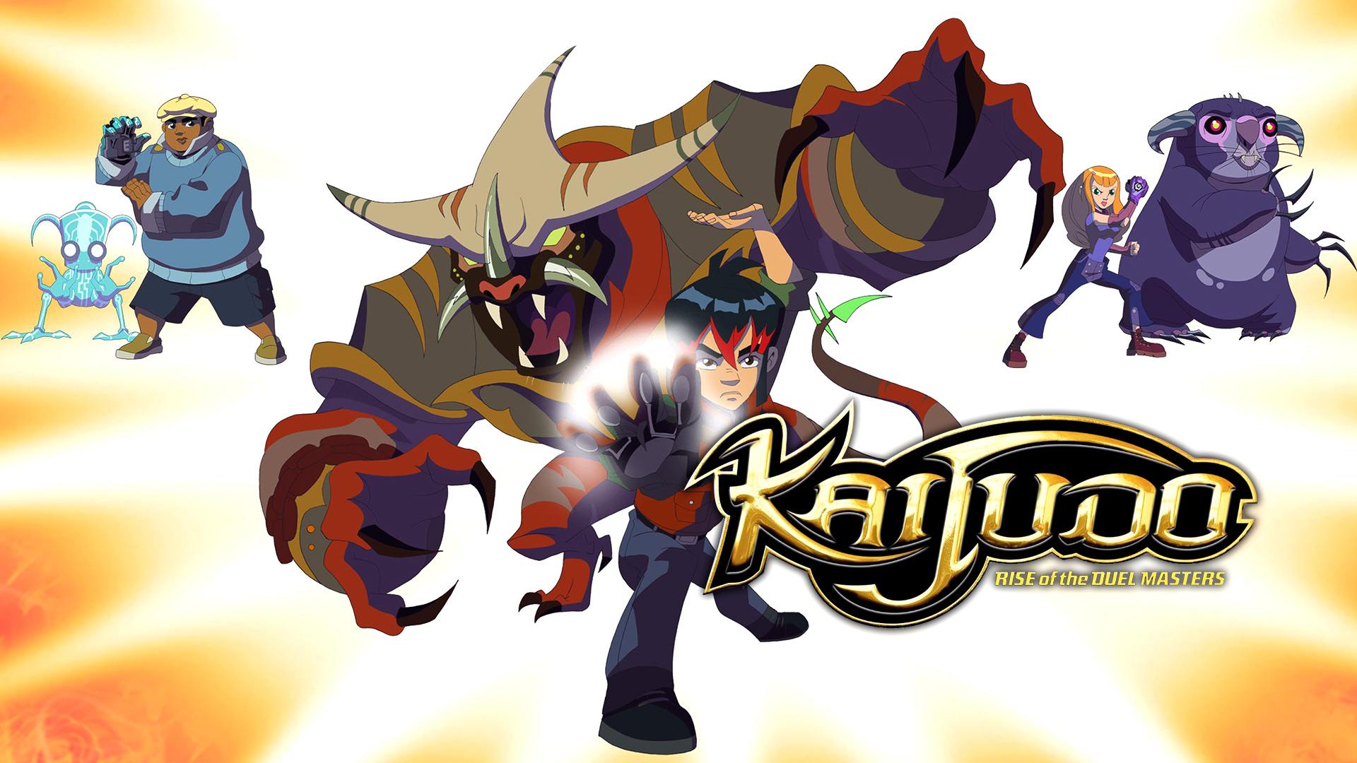 Kaijudo: Rise of The Duel Masters - Season 1