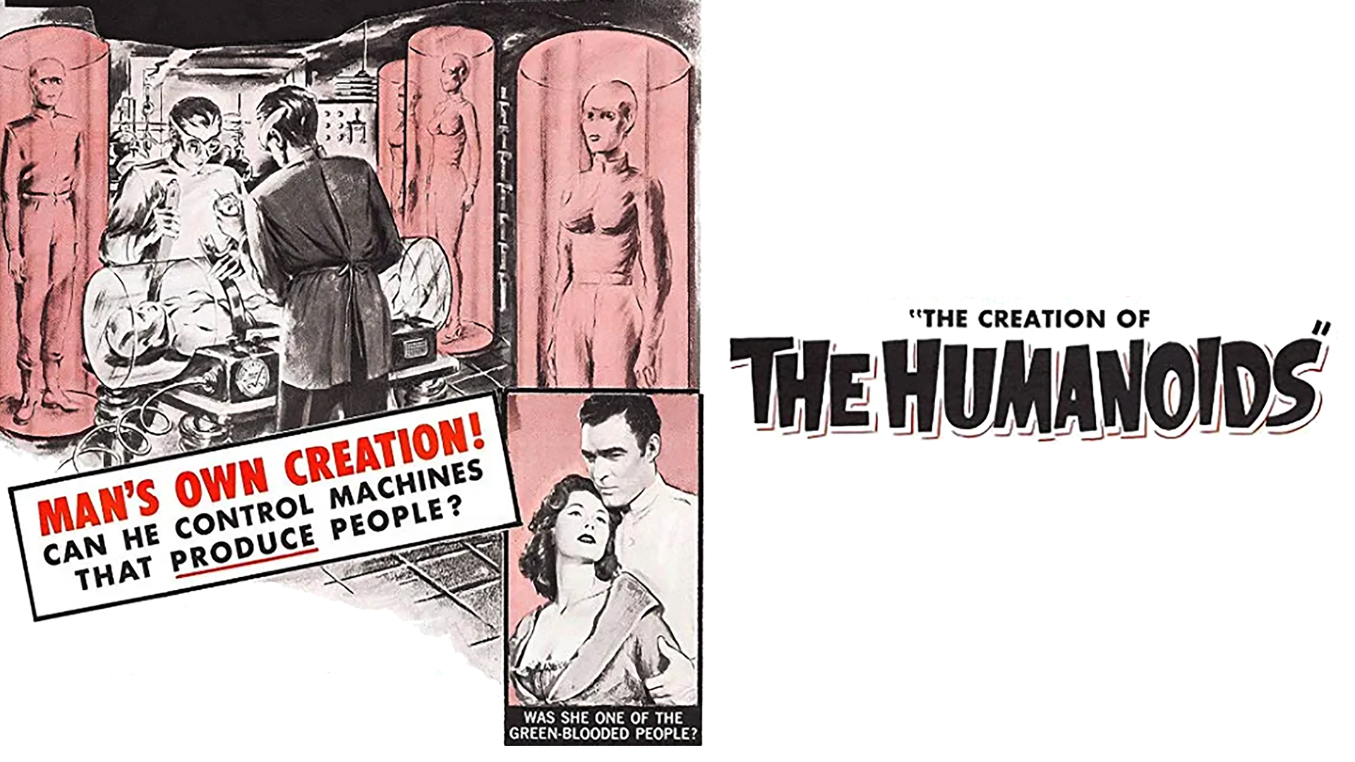 Creation of the Humanoids