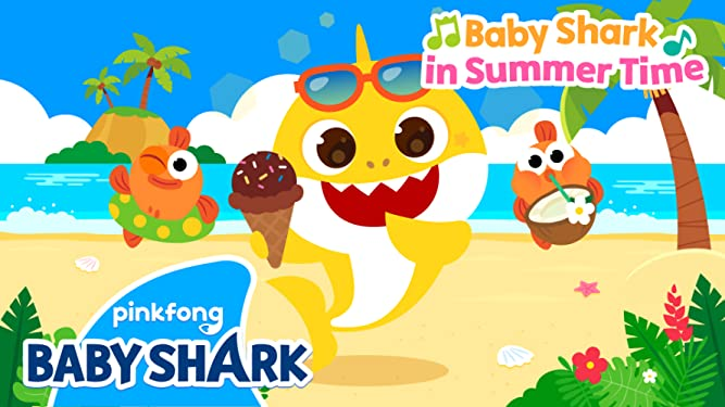 Pinkfong! Baby Shark in Summer Time