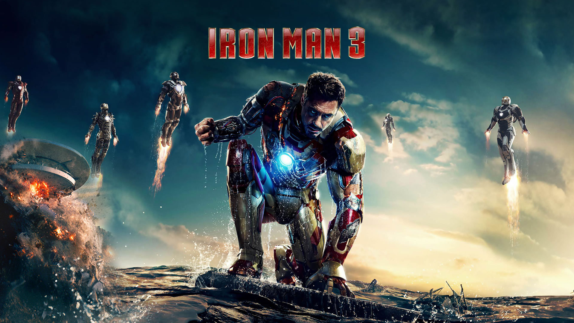 Iron Man 3 (Theatrical Version)