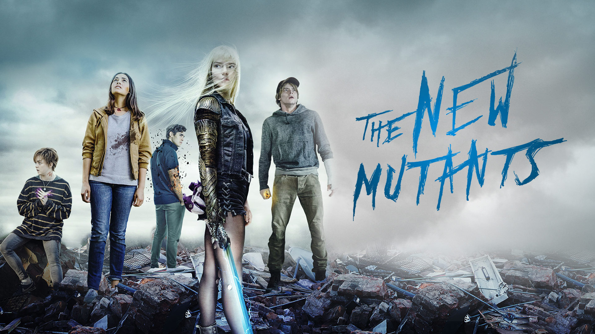 The New Mutants (4K UHD)