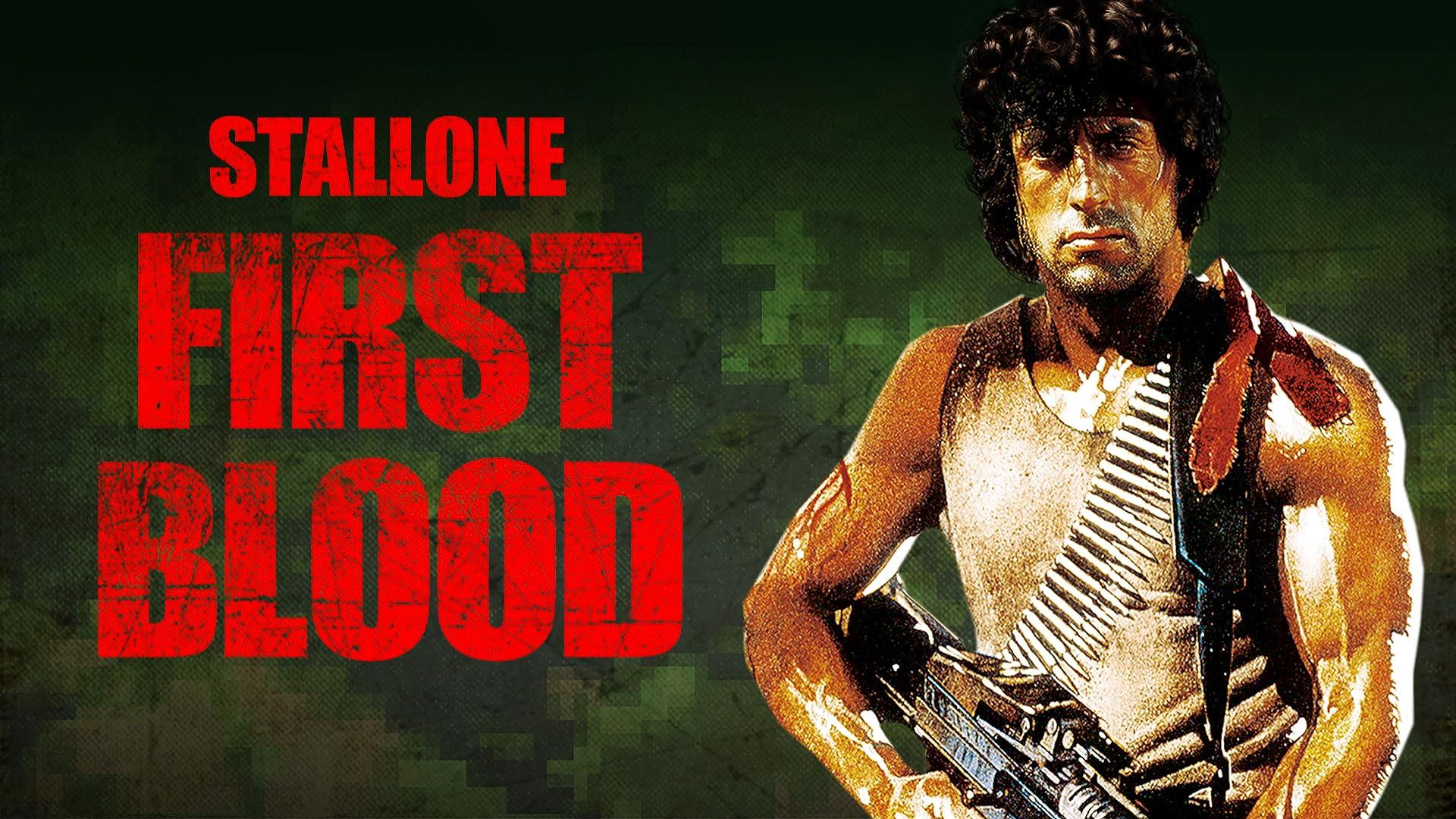Rambo: First Blood (4K UHD)