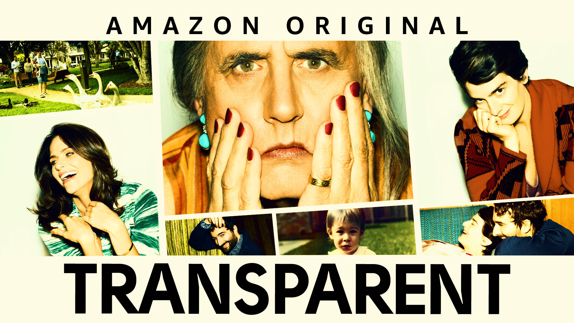 Transparent - Stagione 1
