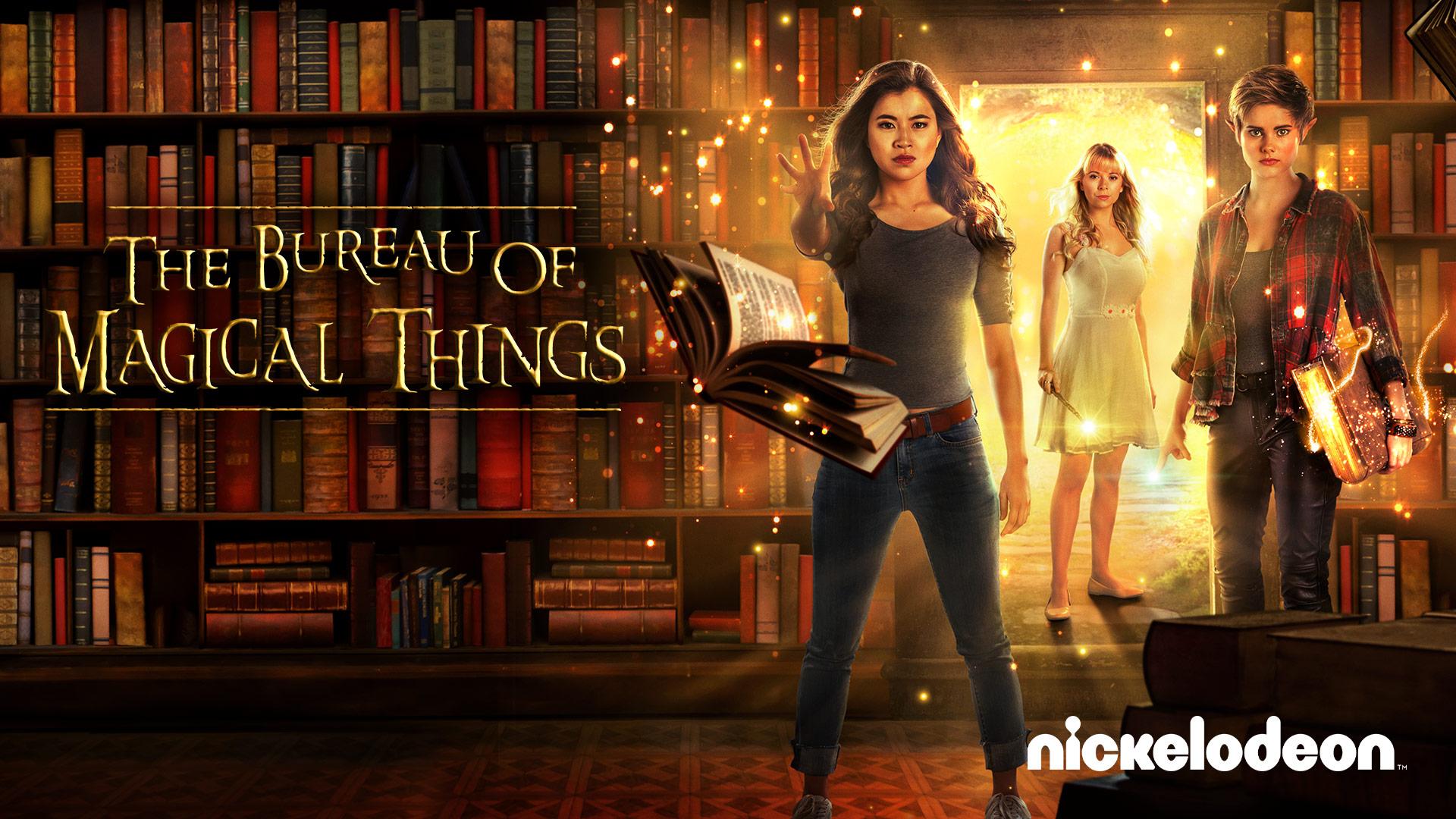 The Bureau of Magical Things Season 1