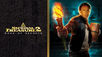 National Treasure: Book of Secrets (4K UHD)
