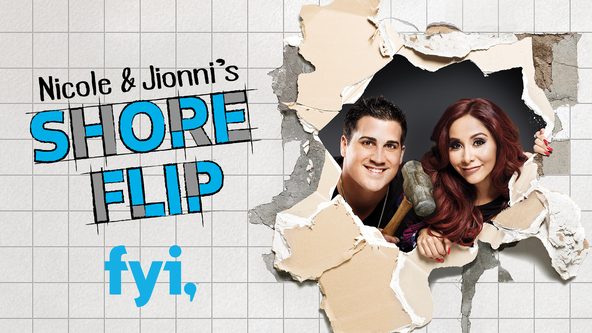 Nicole & Jionni's Shore Flip
