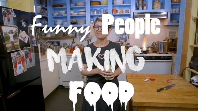 Funny People Making Food