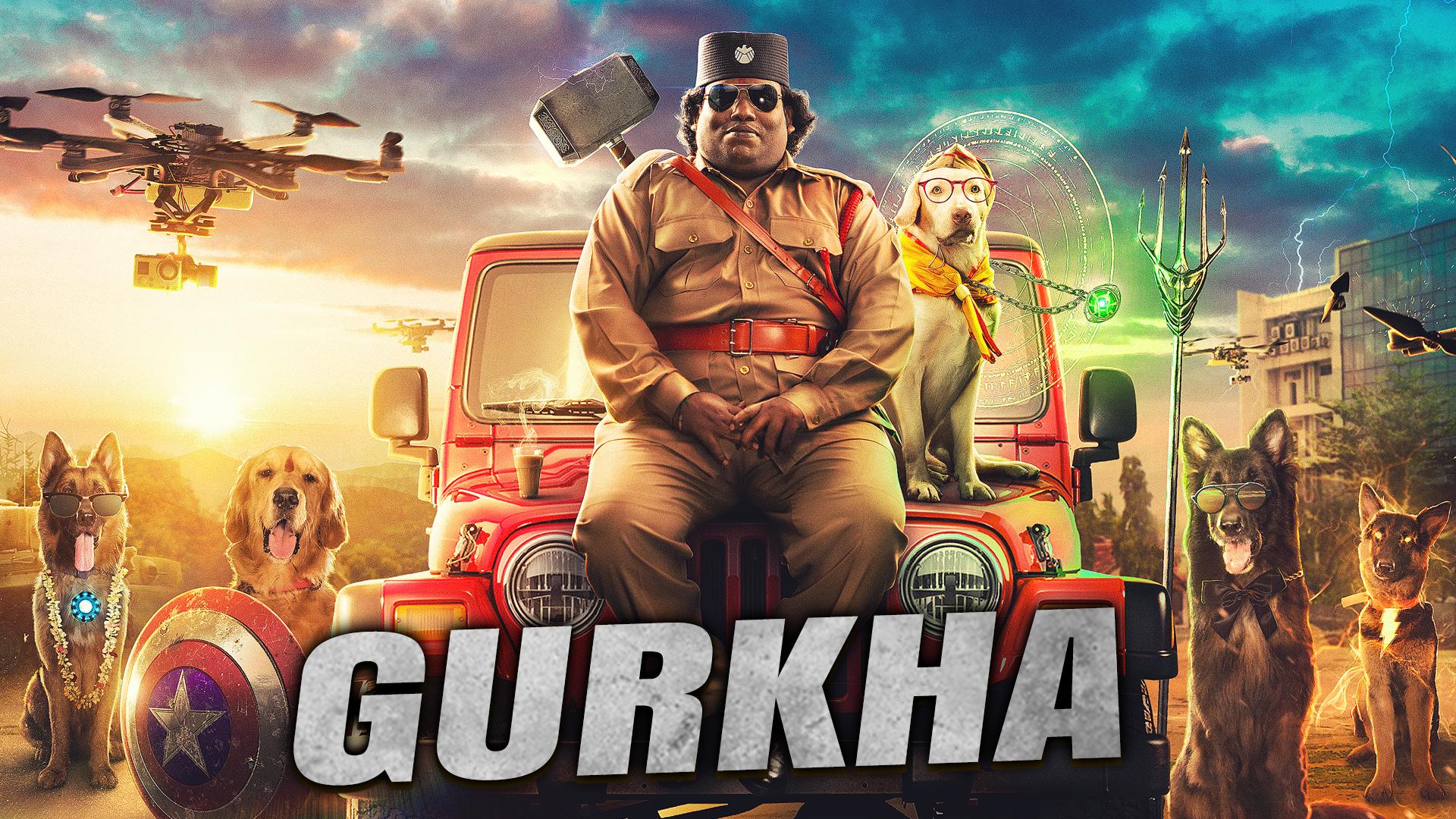 Gurkha (Hindi)
