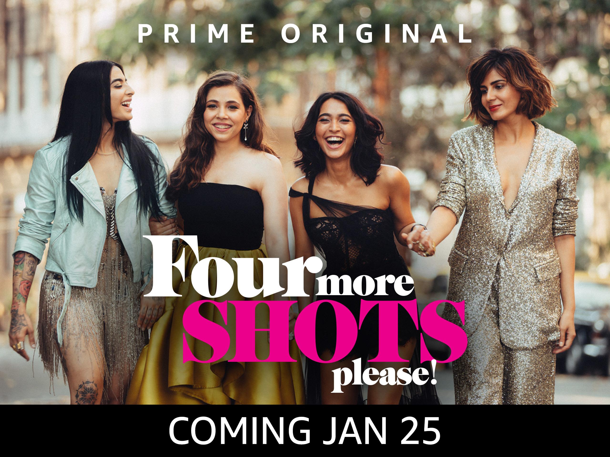 Prime Video: Four More Shots Please! - Season 1