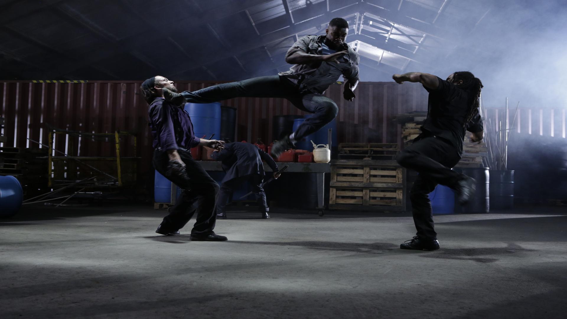 Falcon Rising on Amazon Prime Video UK