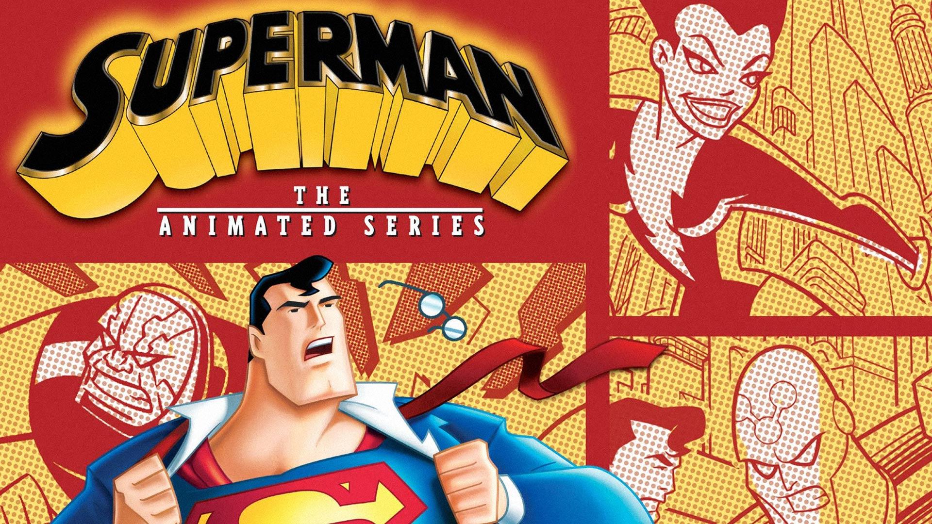 Superman: The Animated Series: The Complete Season 1